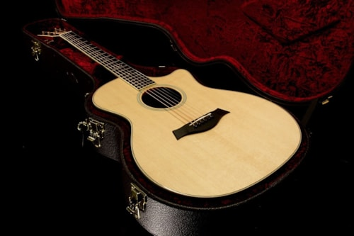 Taylor Willcutt Acoustic Suites Special Edition GAce Cocobolo (141) Willcutt Acoustic Suites Special Edition GAce