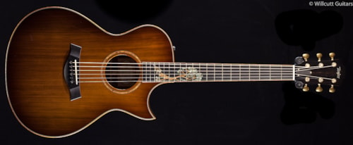 Taylor BTO #7477 Built To Order Grand Concert BTO