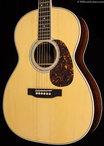 Martin Custom Shop 0000 12 Fret Adirondack (327) Custom Shop 0000 12 Fret