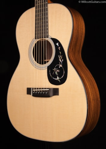 Martin Custom Shop 000-28 12-Fret Floral Inlay (169) Custom Shop 000-28 Floral