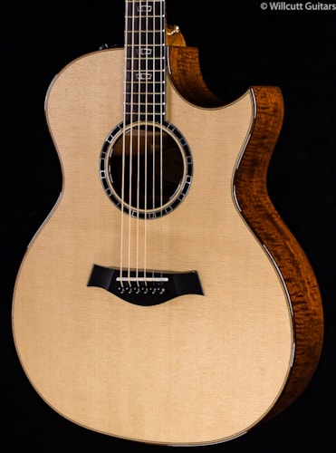 Taylor 514ce Flamed Mahogany Limited Edition (063) 514ce