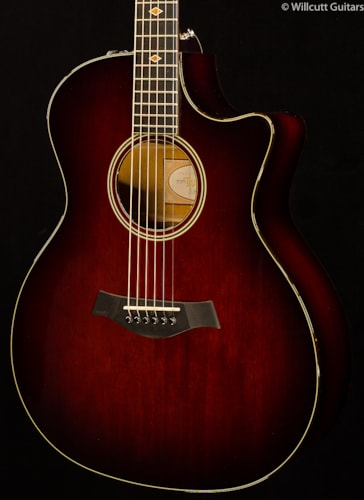 Taylor M524ce Shaded Edge Burst (060) M524ce
