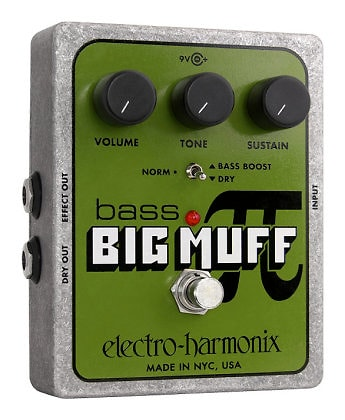 Electro-Harmonix Bass Big Muff Pi Bass Big Muff Pi