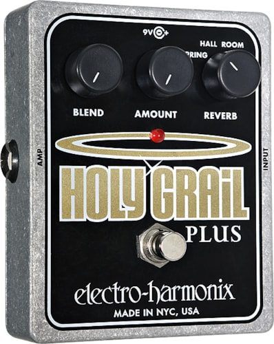Electro-Harmonix Holy Grail Plus Holy Grail Plus