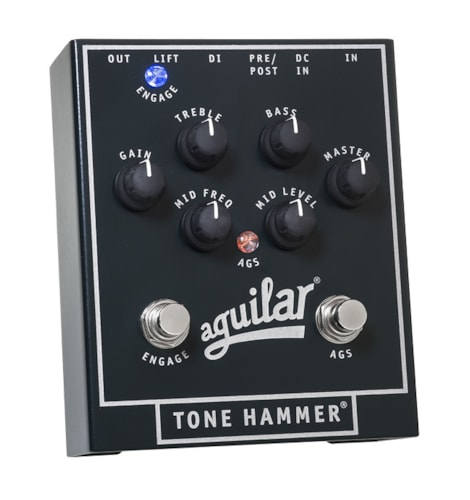 Aguilar Tone Hammer Preamp/Direct Box Tone Hammer Preamp/Direct Box