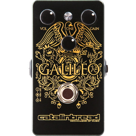 Catalinbread Galileo Distortion Galileo Distortion