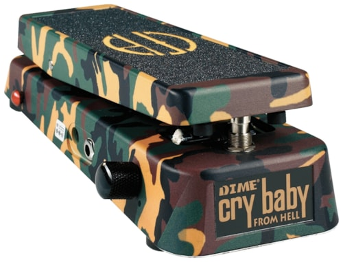 Dunlop DB-01 Dimebag Cry Baby From Hell DB-01 Dimebag Cry Baby From Hell
