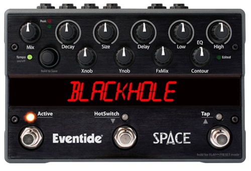 Eventide Space Reverb Space Reverb