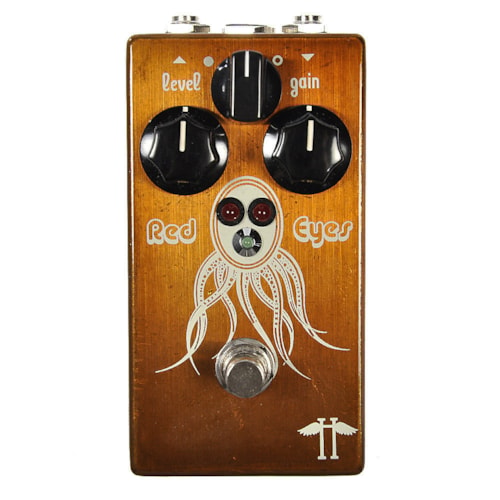 Heavy Electronics Red Eyes Overdrive Red Eyes Overdrive