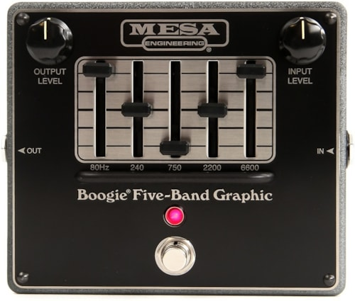 Mesa Boogie 5 Band Graphic EQ 5 Band Graphic EQ