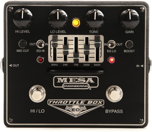 Mesa Boogie Throttle Box EQ Throttle Box EQ