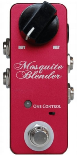 One Control Mosquite Blender Mosquite Blender