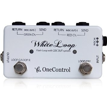 One Control White Looper Switch White Looper Switch