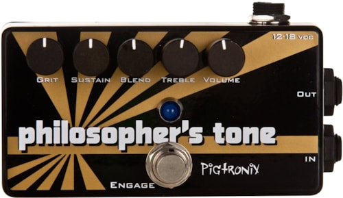 Pigtronix Philosopher's Tone Compressor Philosopher's Tone Compressor