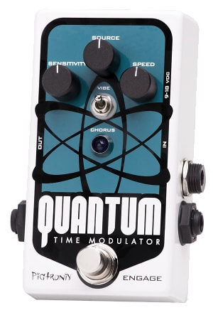 Pigtronix Quantum Time Modulator Quantum Time Modulator