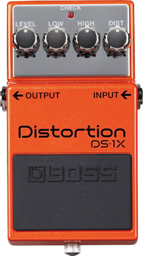 Boss DS-1X Distortion DS-1X Distortion
