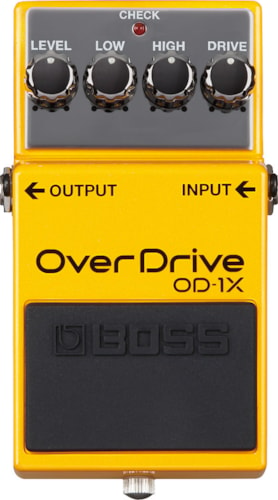 Boss OD-1X Distortion OD-1X Distortion