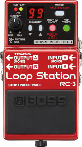 Boss RC-3 Loop Station RC-3 Loop Station