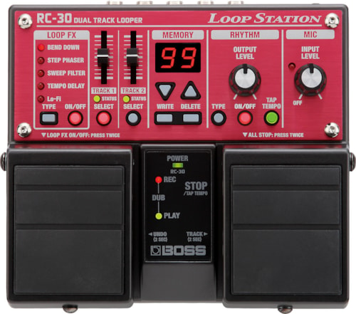 Boss RC-30 Loop Station RC-30 Loop Station
