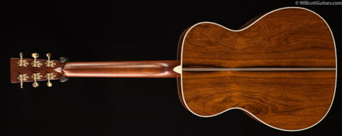 Martin Custom Shop 000-28 Madagascar Rosewood Sunburst (424) Custom Shop 000-28