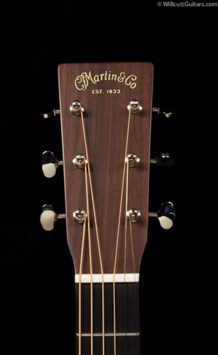 Martin Custom Shop D-18 Sinker Mahogany (027) Custom Shop D-18
