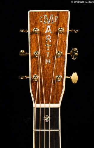Martin Custom Shop D-45 Madagascar Rosewood (431) Custom Shop D-45 Madagascar Rosewood