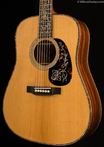 Martin  Custom Shop D-45 Tree of Life (932) Custom Shop D-45 Tree of Life