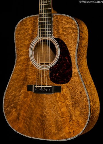 Martin Custom Shop D-42 Blistered Koa (829) Custom Shop D-42 Blistered Koa