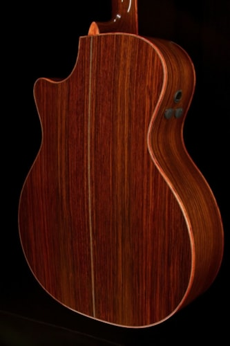 Martin Custom Shop GP Cutaway Rosewood Neck Harmonic Vine (269) Custom Shop GP Cutaway