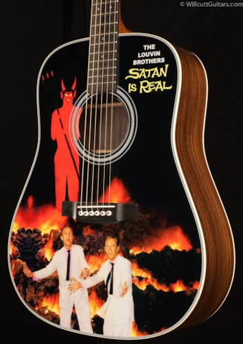 Martin D-28 Louvin Brothers Limited Edition (179) D-28 Louvin Brothers Limited Edition