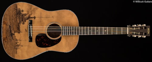 Martin Limited Edition HMSD-2015 (033 Limited Edition HMSD-2015
