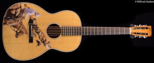 Martin Limited Edition LE-Cowboy (724) Limited Edition LE-Cowboy