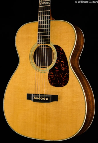 Martin Custom Shop First Edition Woodsongs 0000 12 Fret (699) Custom Shop First Edition Woodsongs 0000 12 Fret