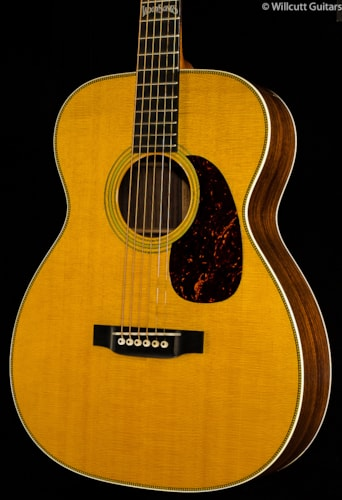 Martin Custom Shop First Edition Woodsongs 0000 12 Fret (702) Custom Shop First Edition Woodsongs 0000 12 Fret