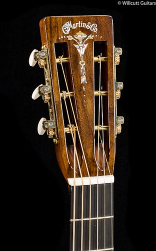 Martin Custom Shop First Edition Woodsongs 0000 12 Fret (707) Custom Shop First Edition Woodsongs 0000 12 Fret