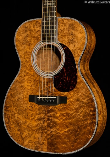 Martin Custom Shop 000-42 Blistered Koa (831) Custom Shop 000-42 Blistered Koa