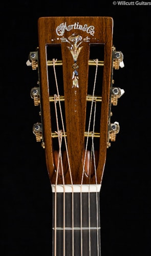 Martin Custom Shop First Edition Woodsongs 0000 12 Fret (706) Custom Shop First Edition Woodsongs 0000 12 Fret