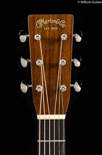 Martin Custom Shop 00 14-Fret Mahogany (208) Custom Shop 00 14-Fret