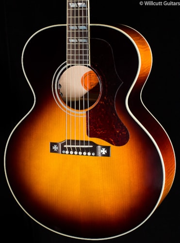 Gibson J-185 Red Spruce (069) J-185 Red Spruce