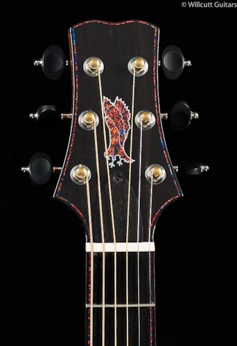 PRS Private Stock 5639 Angelus Cutaway Crystal Lava Private Stock 5639 Angelus Cutaway