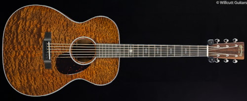 Martin Custom Shop OM-18 Pommele Sapele (001) Custom Shop OM-18