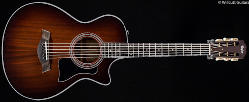 Taylor 322ce Shaded Edge Burst (011) 322ce