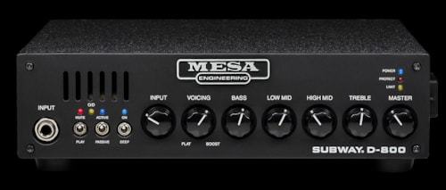 Mesa Boogie Subway D800 Bass Head Subway D800 Bass Head