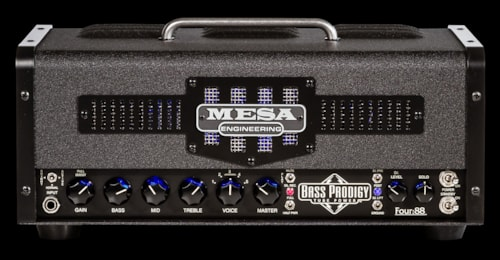 Mesa Boogie Prodigy Four:88 All Tube Bass Head Prodigy Four:88