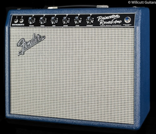 Fender® '65 Princeton® Limited Edition Navy Blues 65 Princeton® Limited Edition Navy Blues