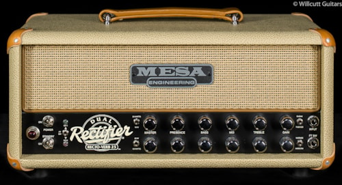 Mesa Boogie Dual Recto-Verb 25 Head British Tan Dual Recto-Verb 25 Head