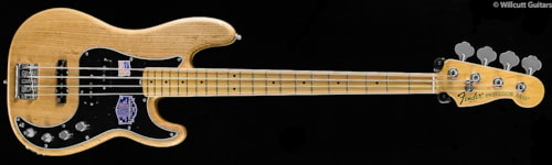 Fender® American Deluxe Precision Bass® Natural Maple (065) American Deluxe Precision