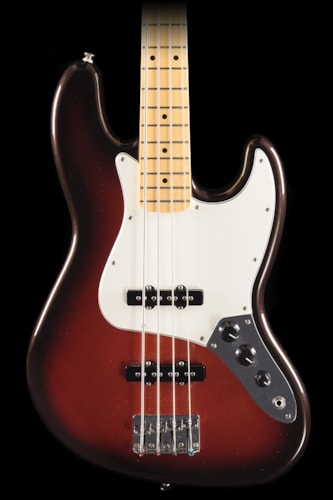 Fender® FSR Standard Jazz Bass® Copper Metallic Burst, Maple (117) FSR Standard Jazz Bass®