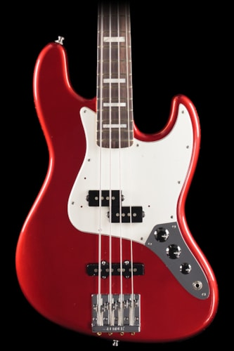 Fender® Vintage Hot Rod '70s Jazz Bass® Candy Apple Red, Rosewood (187) Vintage Hot Rod '70s Jazz Bass®