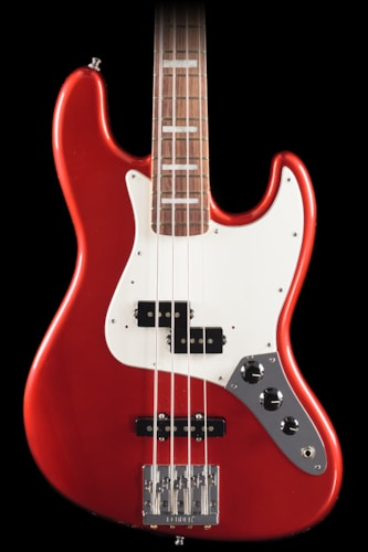 Fender® Vintage Hot Rod '70s Jazz Bass® Candy Apple Red, Rosewood (348) Vintage Hot Rod '70s Jazz Bass®